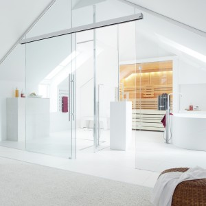 Dorma Agile 150 üveg felülvilágítóra